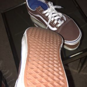 Used old skool vans